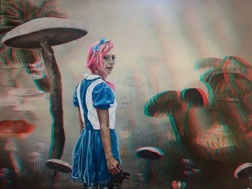 Alice 3D Print A3
