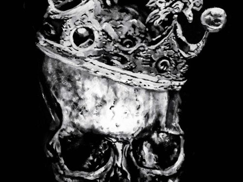 le Roy Skull (Private collection)